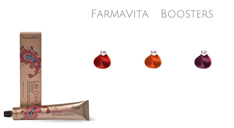 Farma Vita Life Color Plus  Professional Boosters