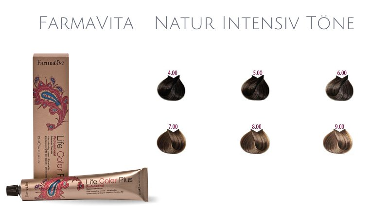 Farma Vita Life Color Plus  Professional Natur Intensiv