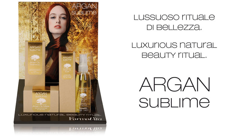 ARGAN SUBLIME
