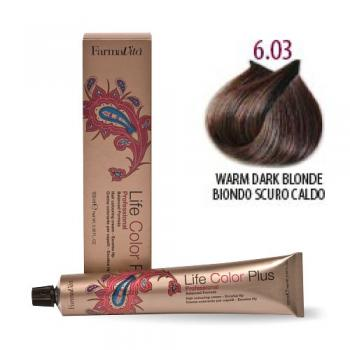 Life Color 6.03 Dunkelblond Warm